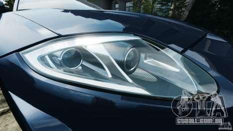 Jaguar XKR-S Trinity Edition 2012 v1.1 para GTA 4 rodas