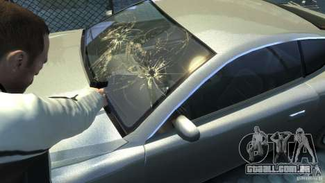 New Glass Effects para GTA 4 quinto tela