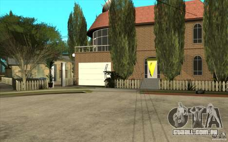 New Grove Street TADO edition para GTA San Andreas terceira tela
