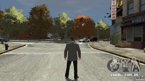 Calça jeans preta para GTA 4 terceira tela