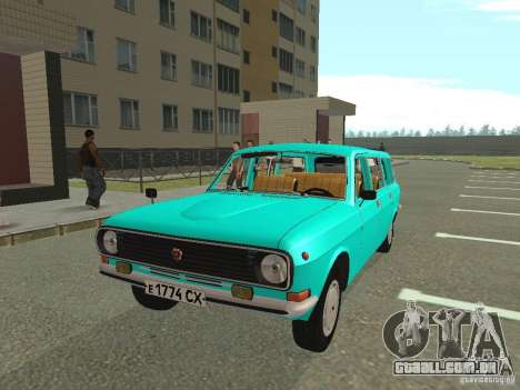GAZ-24 Volga 12 para GTA San Andreas