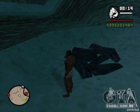 Duelo de vaqueiro para GTA San Andreas sexta tela