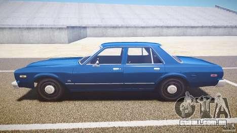 Dodge Aspen v1.1 1979 para GTA 4 esquerda vista