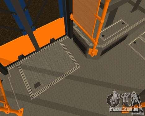 MAZ 103Т são oferecidos para GTA San Andreas vista interior
