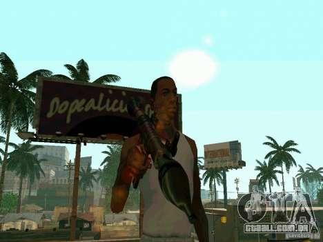 RPG de BF2 para GTA San Andreas terceira tela