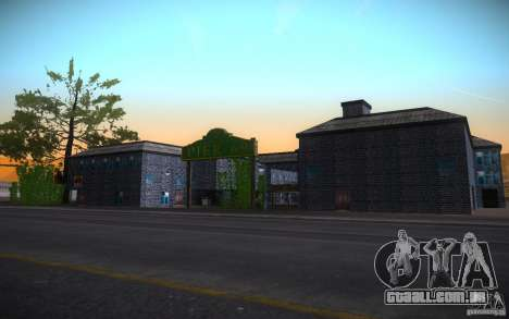 San Fierro Re-Textured para GTA San Andreas nono tela