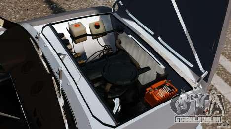 Estoque Vaz-2101 para GTA 4 vista lateral