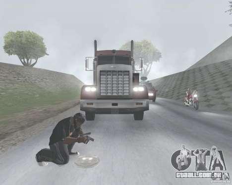 Mina v 1.0 para GTA San Andreas