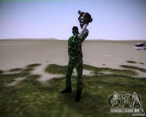 Pele é revelada para GTA Vice City terceira tela