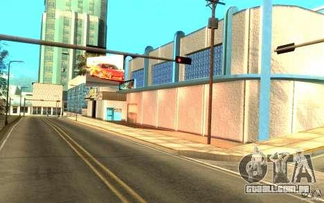 2Fast2Furious Transfender & Pay and Spray para GTA San Andreas segunda tela