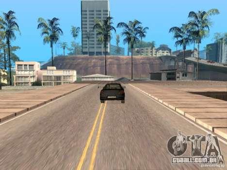 Mansão da ilha para GTA San Andreas oitavo tela