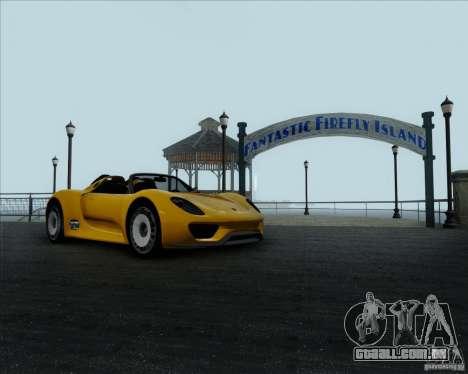 ENBSeries by slavheg v3 para GTA San Andreas sexta tela