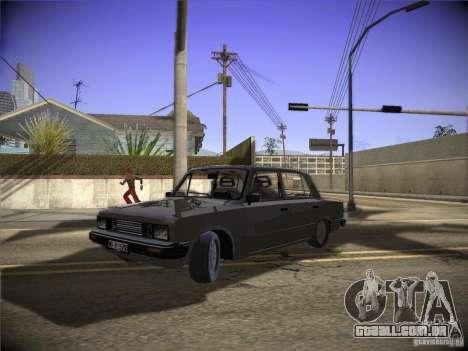 Tofas 124 Serçe para GTA San Andreas