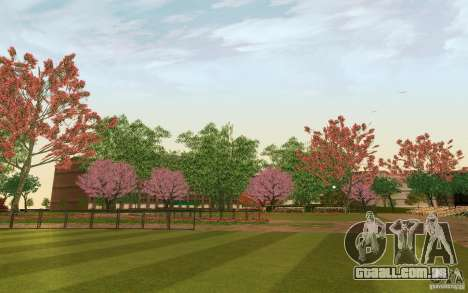 Project Oblivion 2010 Sunny Summer para GTA San Andreas quinto tela