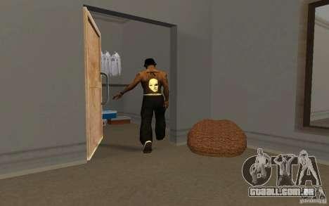 Hollywood Undead Tatoo para GTA San Andreas segunda tela
