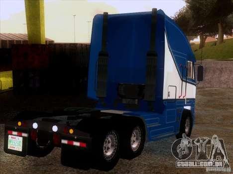 Freightliner Argosy Skin 1 para GTA San Andreas vista direita