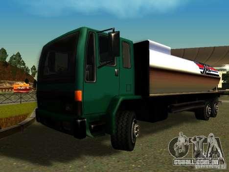 DFT-30 c tanque para GTA San Andreas
