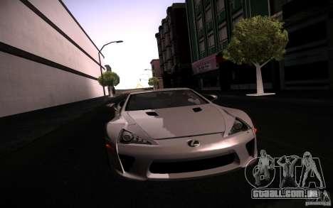 SA Illusion-S V1.0 SAMP Edition para GTA San Andreas quinto tela