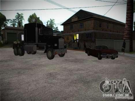LineRunner de GTA 3 para GTA San Andreas esquerda vista