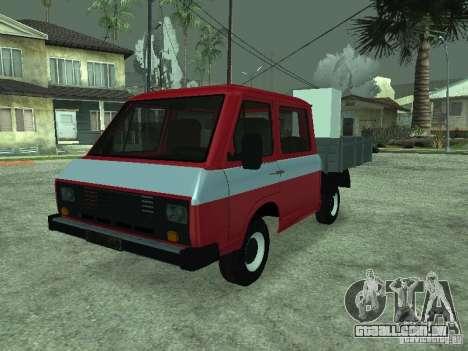 RAPH 3311 Pickup para GTA San Andreas vista interior