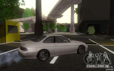 Lexus SC300 para GTA San Andreas vista direita