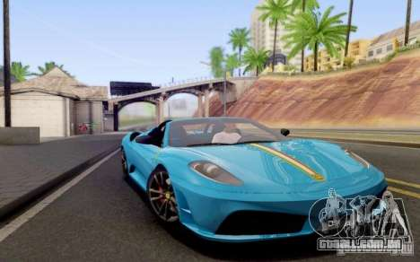 Sompelling ENBSeries para GTA San Andreas quinto tela