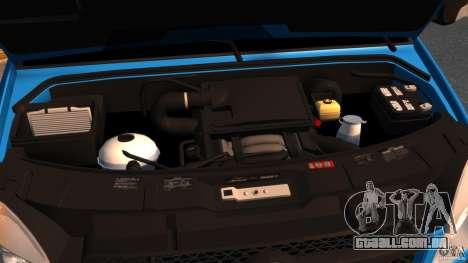 Mercedes-Benz Sprinter 3500 Car Transporter para GTA 4 vista de volta