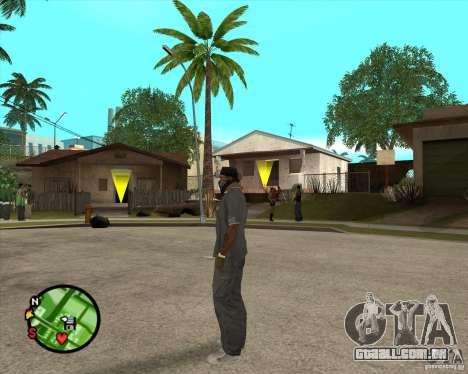 Ir para qualquer casa para GTA San Andreas
