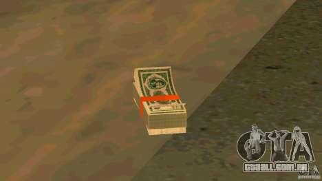 Ações da MMM v1 para GTA San Andreas terceira tela