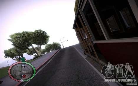 Clever Trams para GTA San Andreas segunda tela