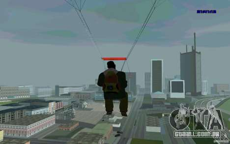 male01 para GTA San Andreas terceira tela