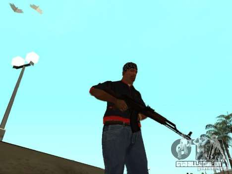 Morte real para GTA San Andreas terceira tela
