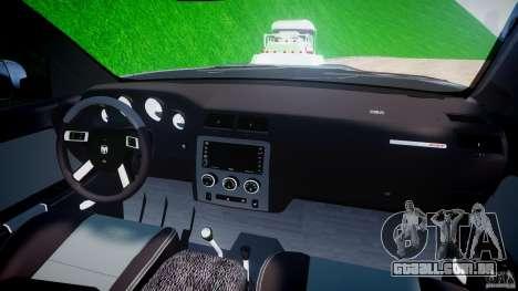 Dodge Ram 3500 2010 Monster Bigfut para GTA 4 vista superior