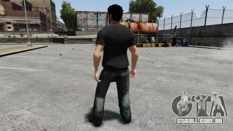 Sam Fisher v3 para GTA 4 terceira tela