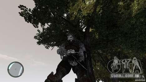 Gears Of War Grunt v1.0 para GTA 4 por diante tela