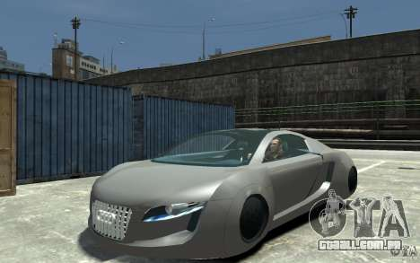 Audi RSQ Concept para GTA 4
