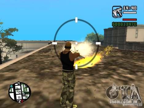 Taxa de incêndio para GTA San Andreas