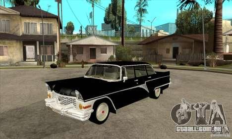 GAZ 13 Chaika v 2.0 para GTA San Andreas