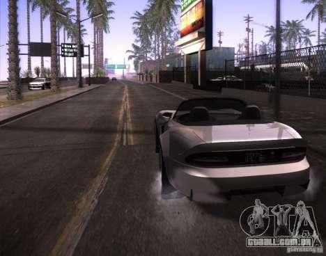 ENBSeries para Ultra Pack Vegetetions para GTA San Andreas oitavo tela