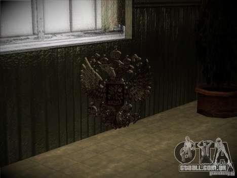Brasão de armas da Rússia para GTA San Andreas segunda tela