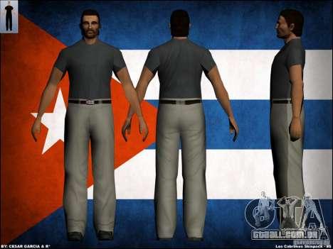 La Cosa Nostra mod para GTA San Andreas segunda tela