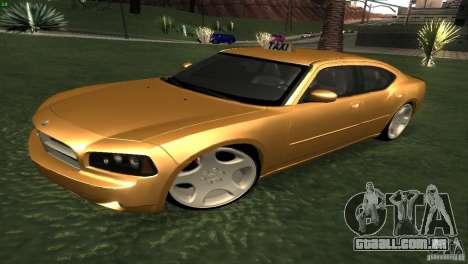 Dodge Charger SRT8 Re-Upload para GTA San Andreas