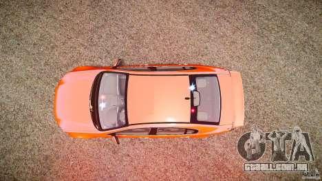 Holden Commodore SS (FBINOoSE) para GTA 4 vista superior