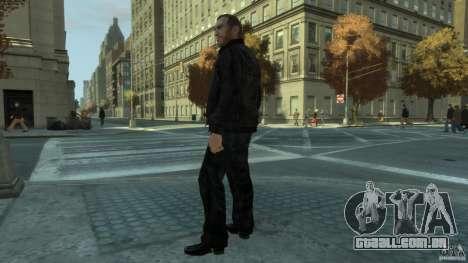 Metal Clothes Pack para GTA 4 segundo screenshot