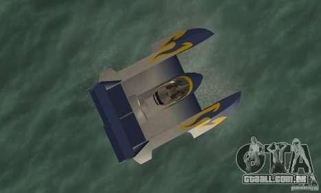 Hydrofoam para GTA San Andreas vista direita