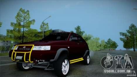LADA 4x4 Tarzan para GTA San Andreas