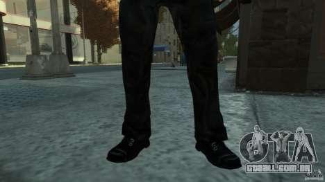 Metal Clothes Pack para GTA 4 por diante tela