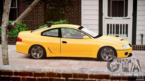 Pontiac GTO 2004 para GTA 4 vista de volta