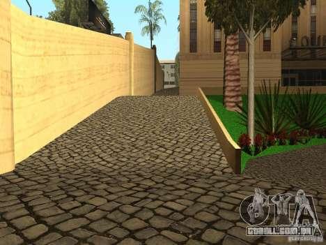 Novo hospital LAN para GTA San Andreas quinto tela