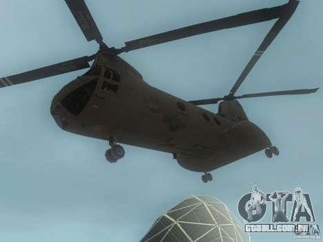 CH46 para GTA San Andreas